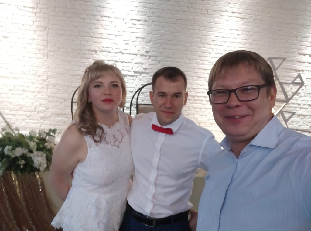 Свадьба Ефима и Ольги